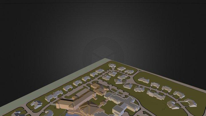 The Morrings 3D Model