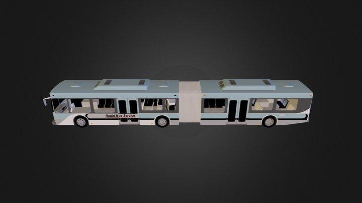 magicbus3.DAE 3D Model