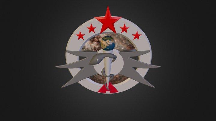 rta logo 3 3D Model