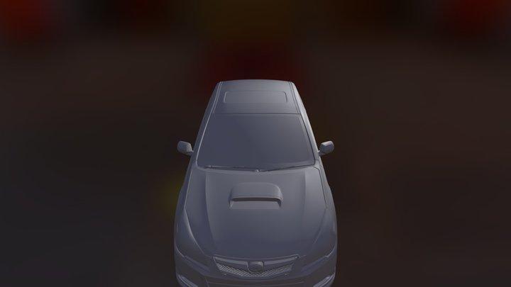 CAR.blend 3D Model