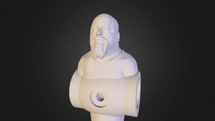 Duncan-foosball_clean 3D Model