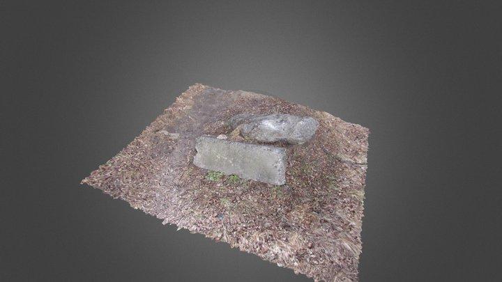 Stones Photo Scan 3D Model