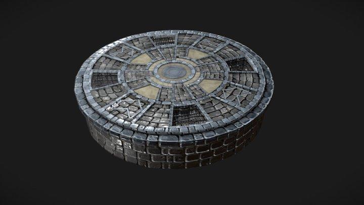 Heroes: Genesis - Platform 3D Model
