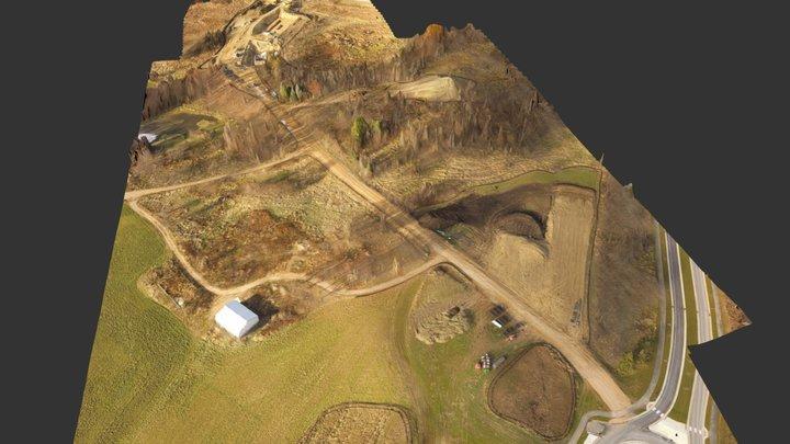 Construction Progress 3D Model