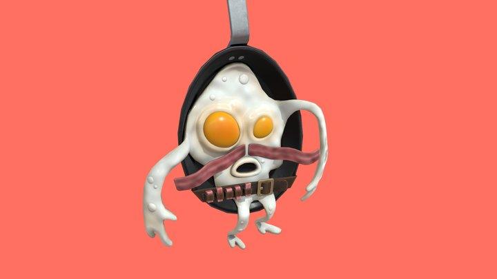 Eggon 3D Model