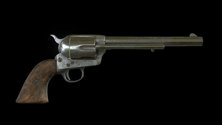 Colt v2 3D Model
