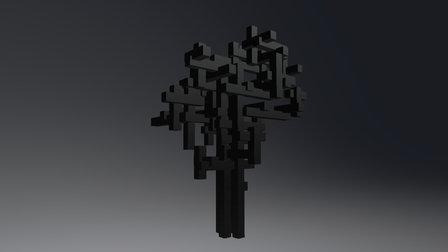 Arbre Gaetano Scoliari 3D Model