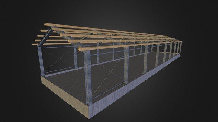 halle3d_2 3D Model