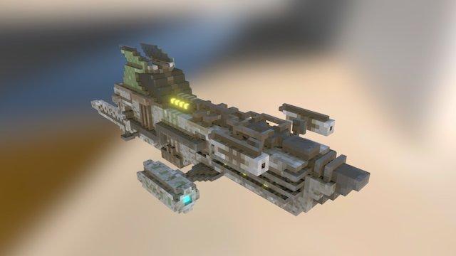 Space 05 3D Model