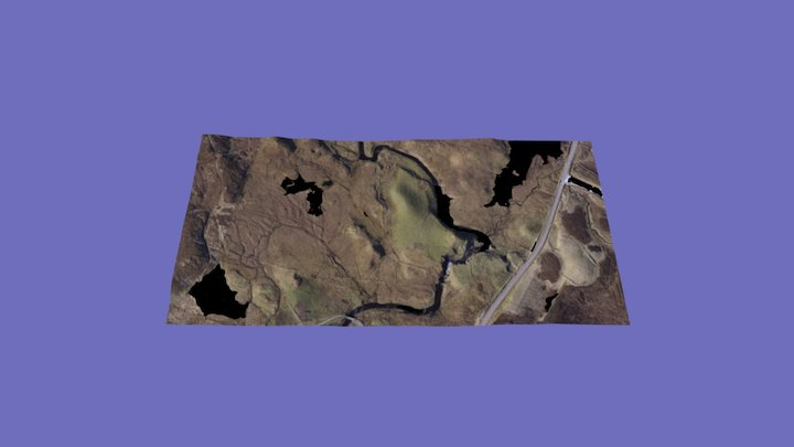 Ledbeg 8 3D Model
