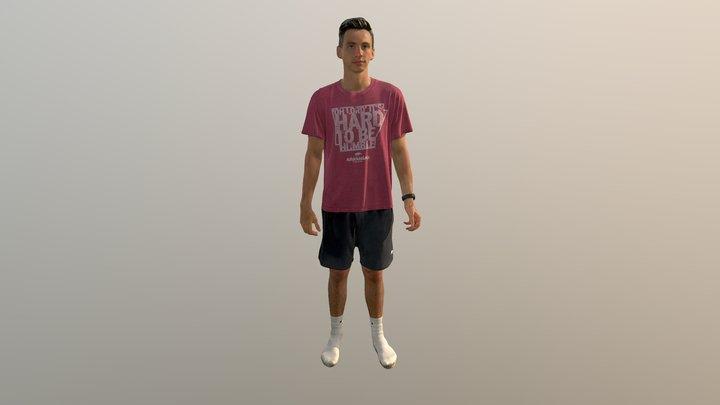 Ryan Full 3D Model