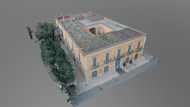Palazzo Pavoncelli - Cerignola 3D Model