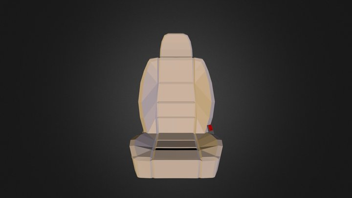 carseat 3D Model