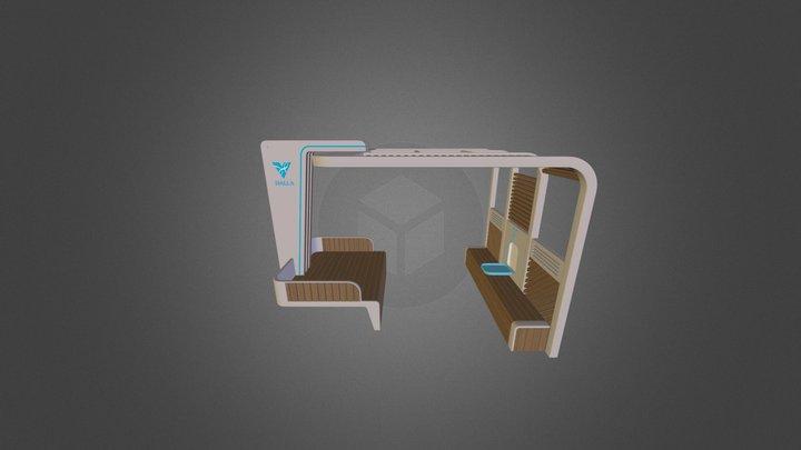 Halla_Pagora 3D Model