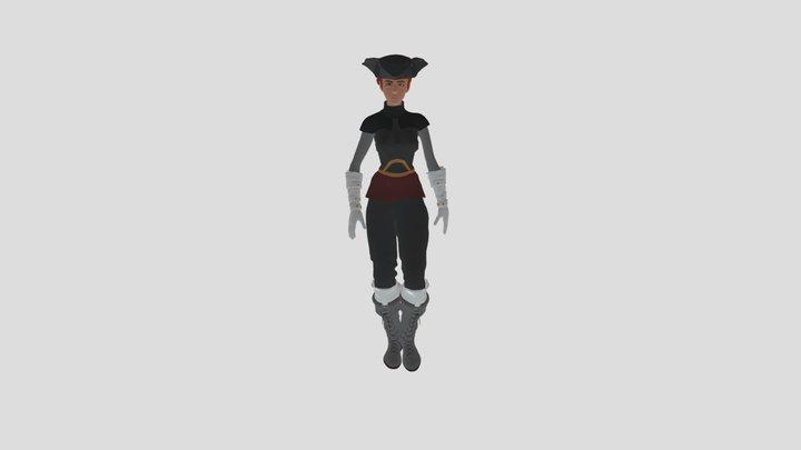 Sae- Walk, rough draft 3D Model
