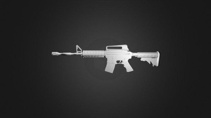 M4 Test 2 3D Model