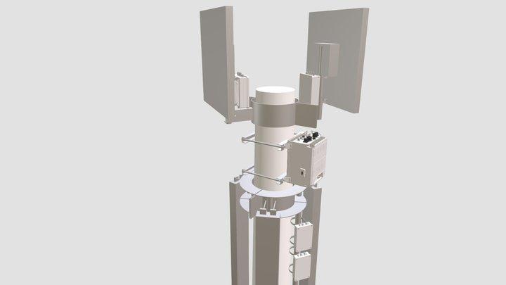 oDAS RADIUS 3D Model