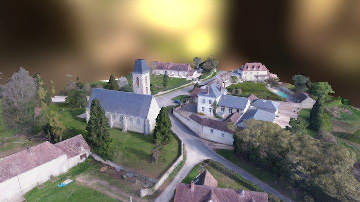 Mairie 3D Model
