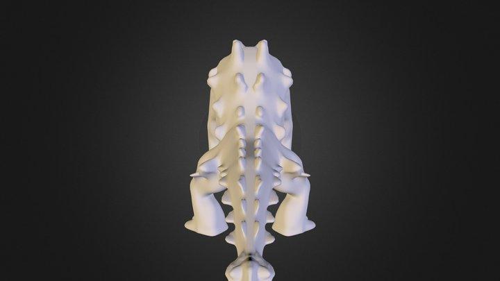 Slashy 3D Model