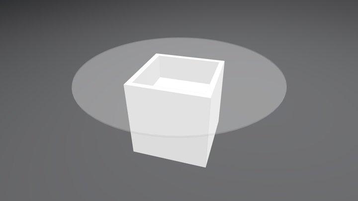 iluminado 1,80  3D Model