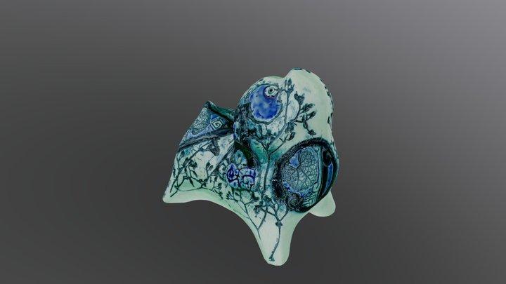 Dog Pottery 3D Model