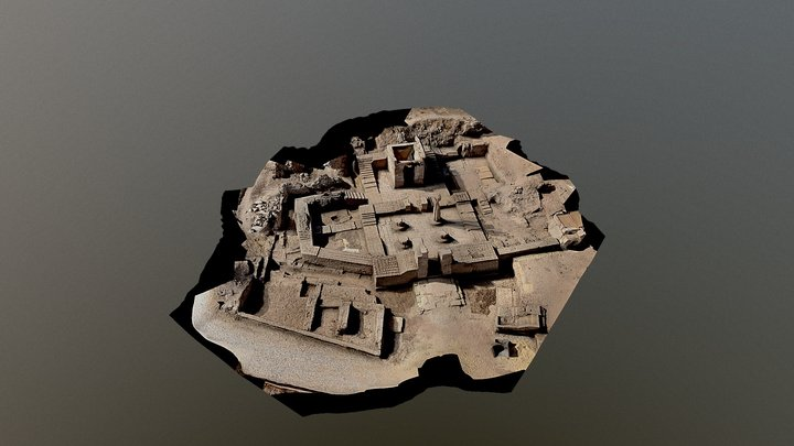 TEXTURE BASSE RESOLUTION 3D Model