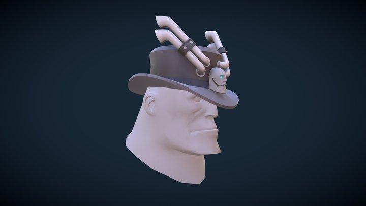 Vroomvroom Juju 3D Model