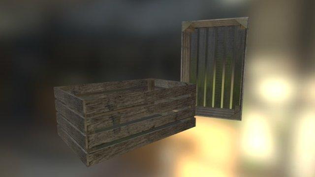 Skrzynka 3D Model