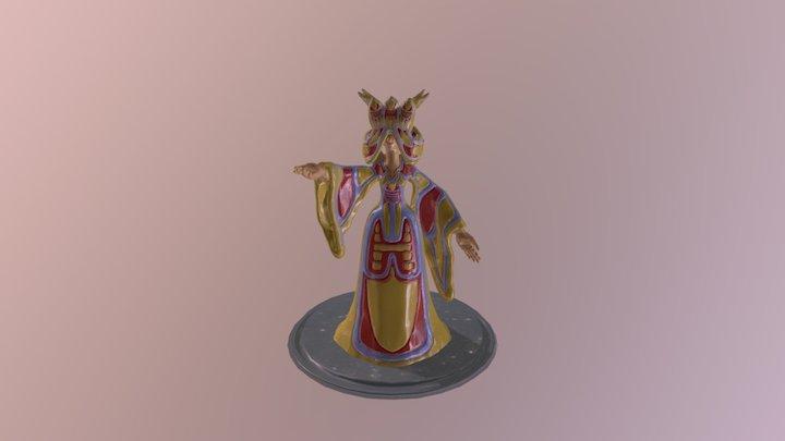Jarminshaw Shinoe 3D Model