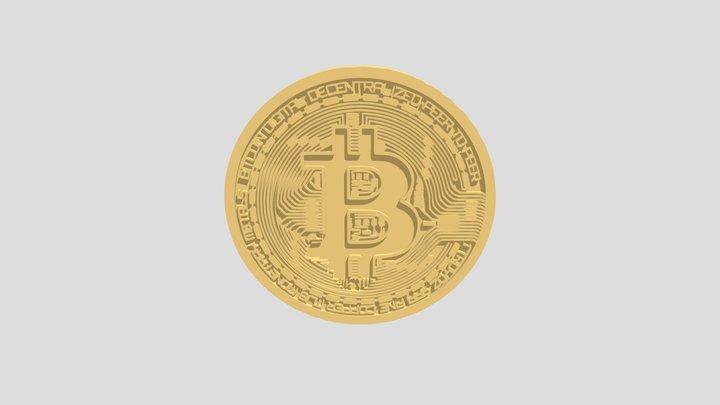 Dogecoin là gì? Giới thiệu về Bitcoin 3D Model
