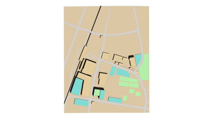 The Map 3D Model