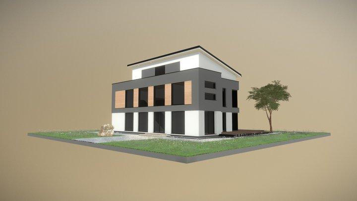 Haus Wuppertal 3D Model