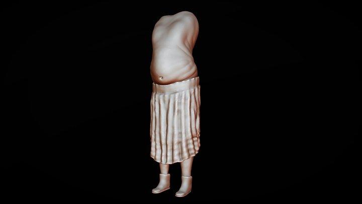 Fat fat fat 3D Model