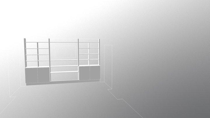 Higgins 3D Model