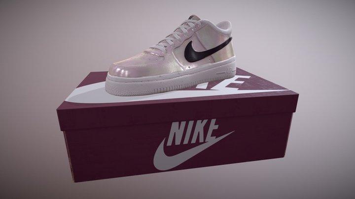 Nike Air 3D Model