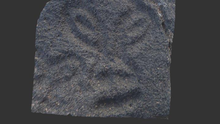 Sikachi-Alyan, Point 2, Stone 37 3D Model