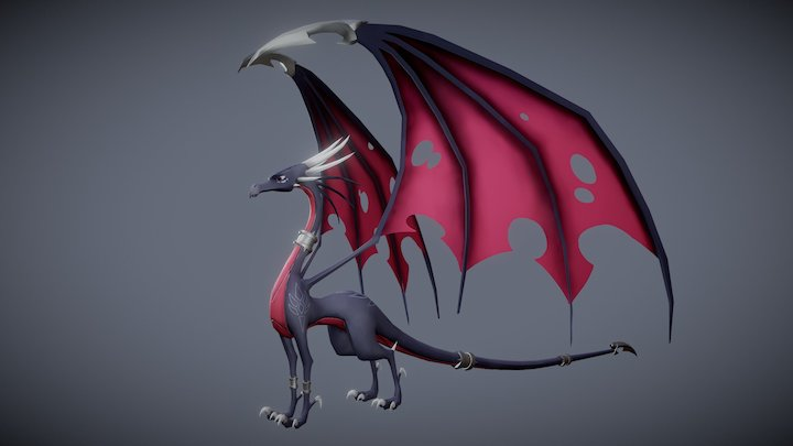 Topology Exercise Phase I (with Cynder) 3D Model