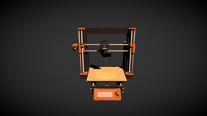 Mk3 3D Model