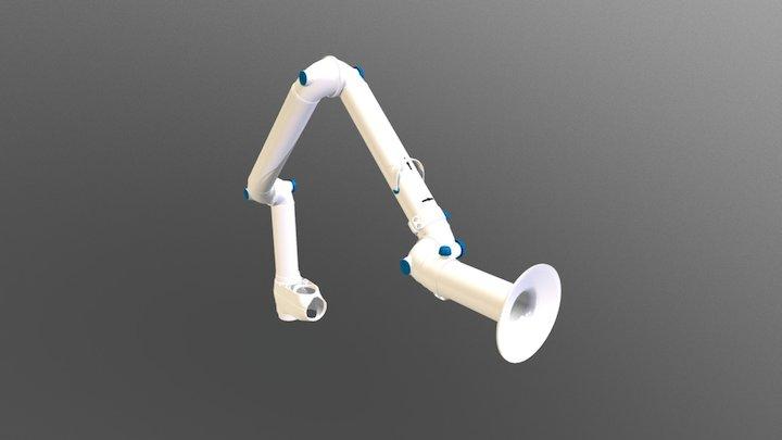fx2 chem 3D Model