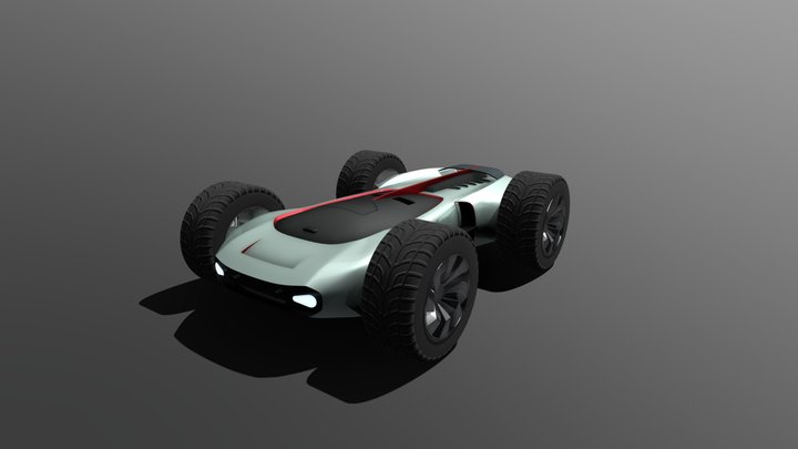 Nytrous 3D Model
