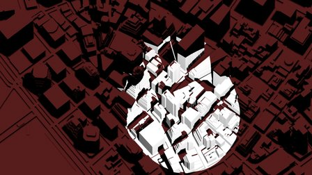 Gotham City 3D Model