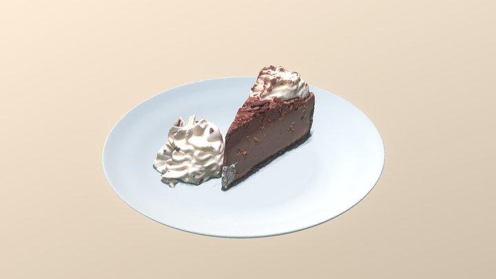 Dessert For Breakfast 3D Model
