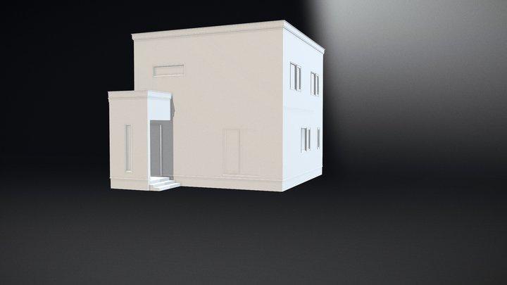 木ごこ家 fit(3LDK) 3D Model