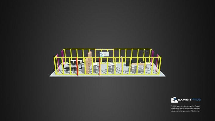 Plaid - Frames 3D Model