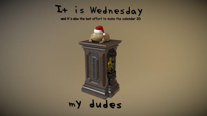 It's Wednesday my dudes 3D Model