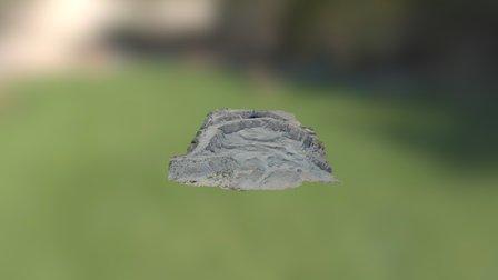 Cantera 3D Model