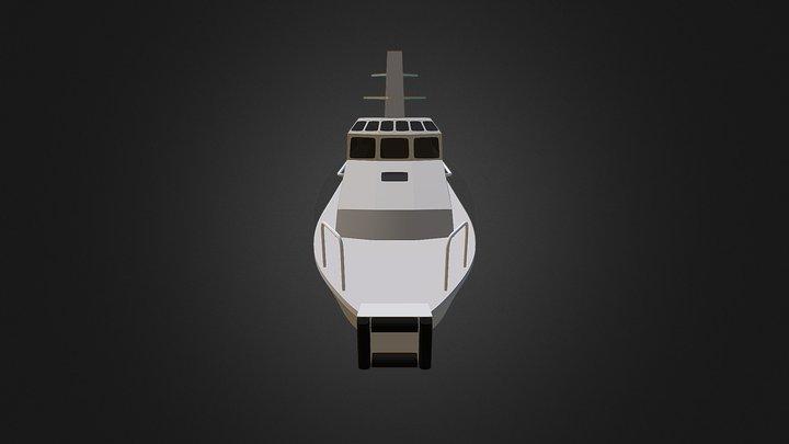 15MeterLaunchRev4 3D Model