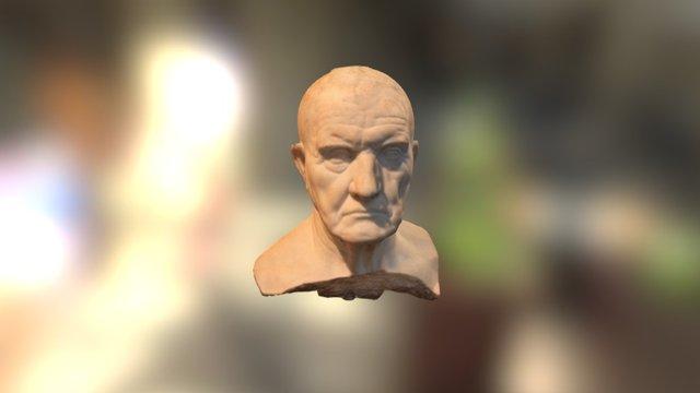 Roman, Julio-Claudian Period 3D Model
