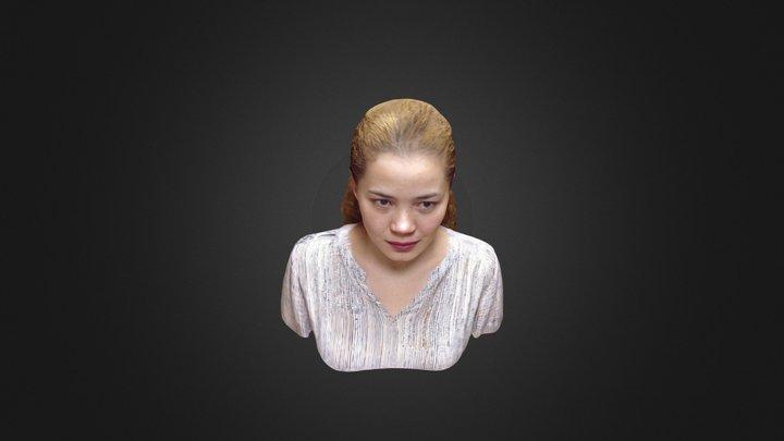 Maria 3D Model