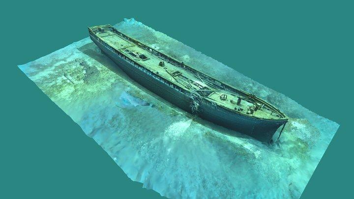 Maitland 3D Model